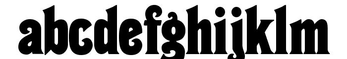 Thaleia Font LOWERCASE