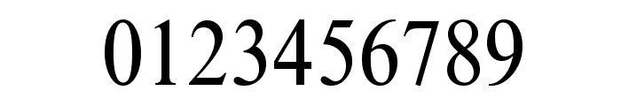 ThamesCondensed Regular Font OTHER CHARS