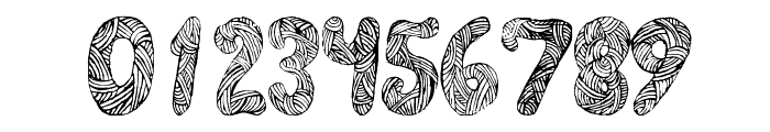 Thart_Ts_Geo Font OTHER CHARS
