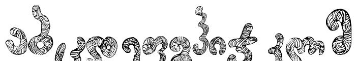 Thart_Ts_Geo Font LOWERCASE