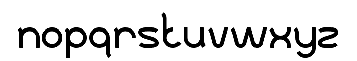 The Creation Font LOWERCASE