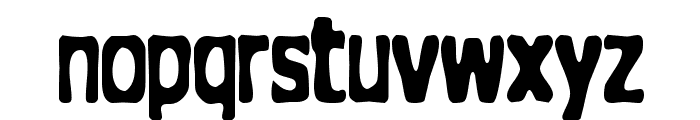 The Doghouse Font LOWERCASE