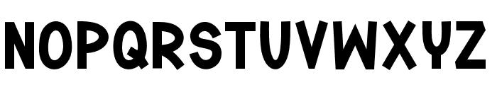 The Drean Font UPPERCASE