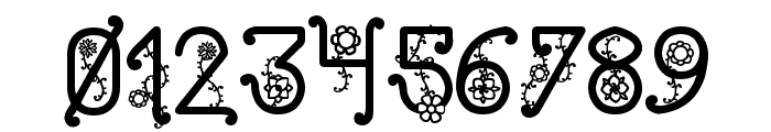 The Flowers St Font OTHER CHARS