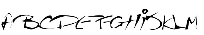 The Guru Font Font LOWERCASE