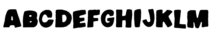 The Hurraca company+ Font LOWERCASE