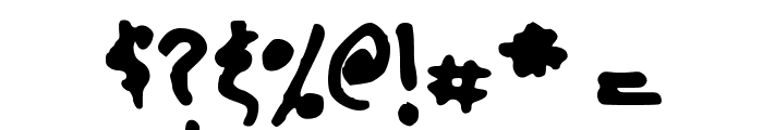 The Kool Font Font OTHER CHARS