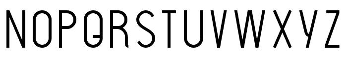 The Light Font Font LOWERCASE