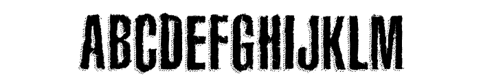 The Main Event Font UPPERCASE