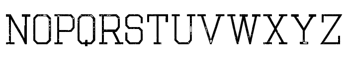 The Nest Font LOWERCASE