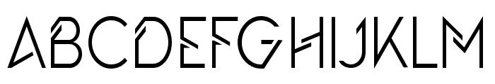 The Queen?s Gambit Regular Font LOWERCASE