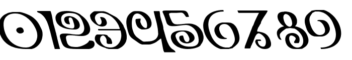 The Shire Leftalic Font OTHER CHARS