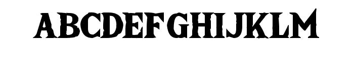 The Wild Breath of Zelda Font LOWERCASE