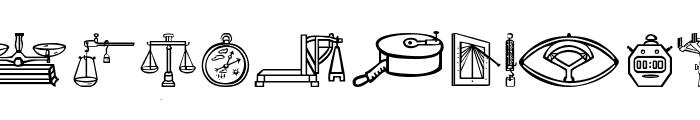 The-happy-medium Font LOWERCASE