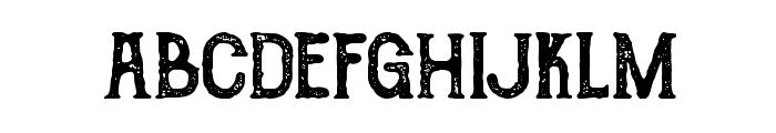 TheGoldsmithVintage Font LOWERCASE