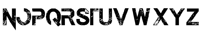 TheLastCall-Regular Font LOWERCASE