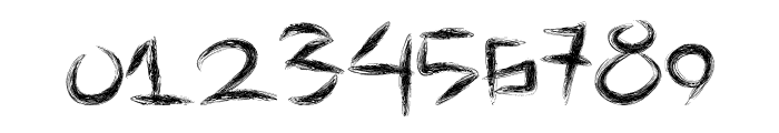 ThePulse Font OTHER CHARS
