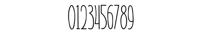 TheRamble-Bold Font OTHER CHARS