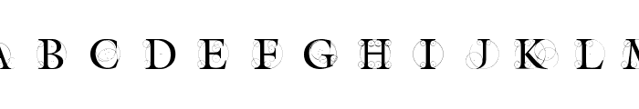 TheRoots Font LOWERCASE