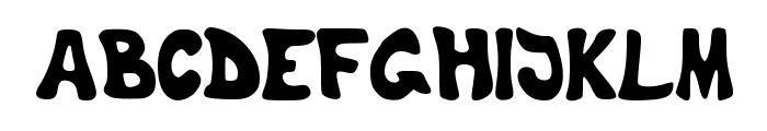 TheShyFamilyfont Font UPPERCASE