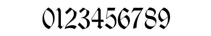 Theuerdank Fraktur Font OTHER CHARS