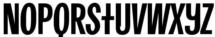 ThinAir Font LOWERCASE