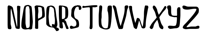 This Boring Party Font UPPERCASE