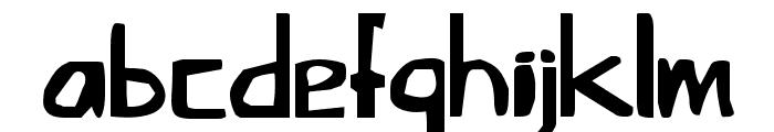 This Little Piggy Font LOWERCASE
