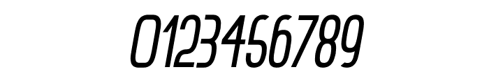 Thorup Sans Bold Italic Font OTHER CHARS