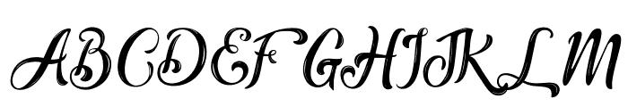 ThronesAlternative Font UPPERCASE