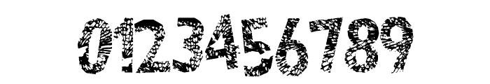 ThunderCrack Font OTHER CHARS