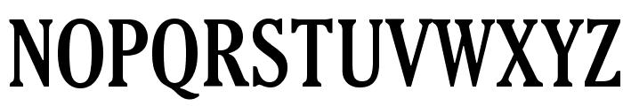 Thyssen J Font UPPERCASE