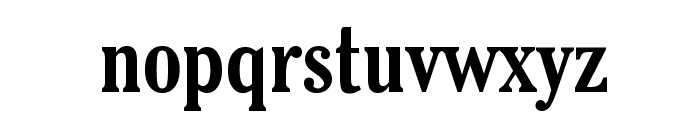 Thyssen J Font LOWERCASE