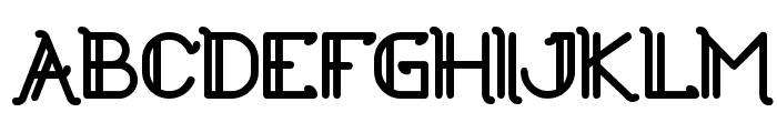 the greatest high Font UPPERCASE
