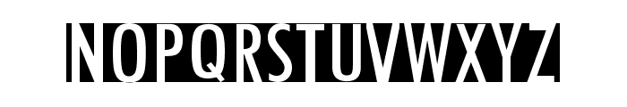 the#V$NT Font LOWERCASE