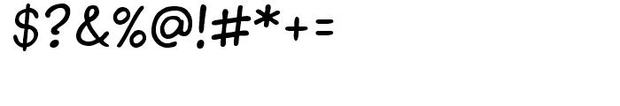 The Sculptor Regular Font OTHER CHARS