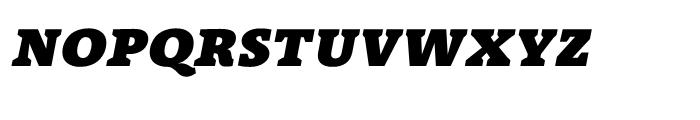TheAntiquaB E3c 9c Black Italic Font LOWERCASE