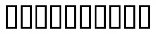 That Stuff JNL Regular Font OTHER CHARS