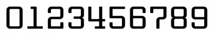 Thousands Regular Font OTHER CHARS