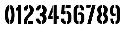 Threefortysixbarrel Regular Font OTHER CHARS