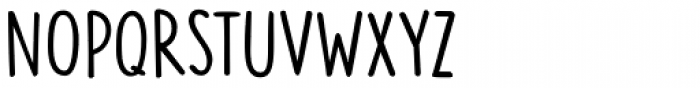 The Cats Whiskers Font UPPERCASE