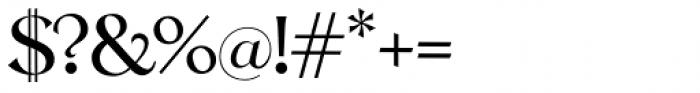 The Fudge Sleek Font OTHER CHARS