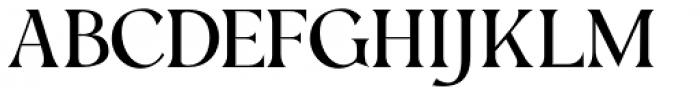 The Fudge Sleek Font UPPERCASE