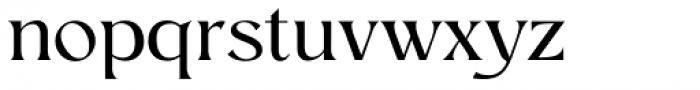 The Fudge Sleek Font LOWERCASE