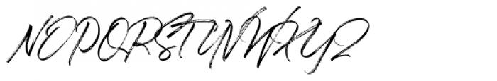 The Overleys Alternates Font UPPERCASE