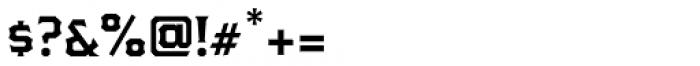 The Pretender Light Serif Font OTHER CHARS