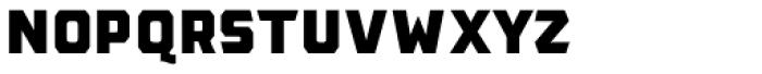 The Pretender Medium Sans Font UPPERCASE