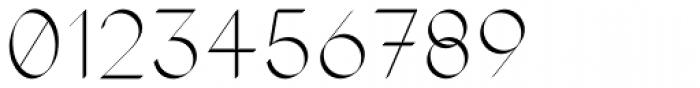 The Stroke Sans Light Font OTHER CHARS