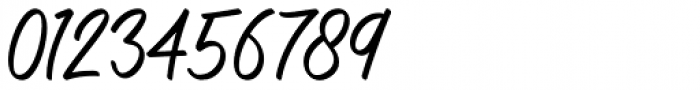 The Wave Regular Font OTHER CHARS