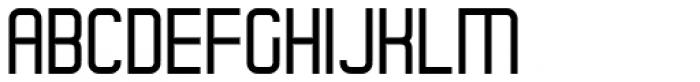 Theo Ballmer Normal Bold Font UPPERCASE